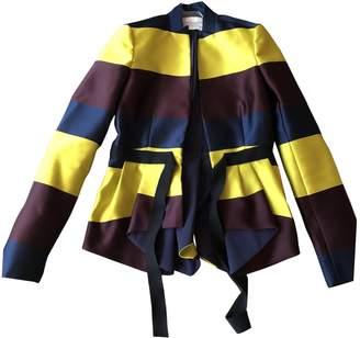 Vionnet Multicolour Silk Jackets