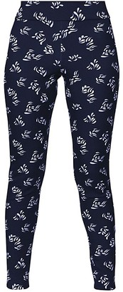 Chiara Boni Colombe Floral Leggings