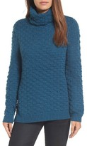 Halogen Women's Bubble Stitch Sweater