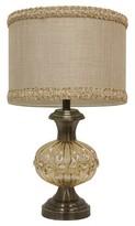 J. Hunt Glass Ball Table Lamp