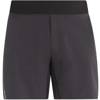On Panelled Mesh And Technical-jersey Running Shorts - Black