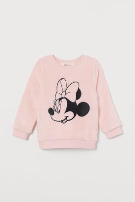 H&M Pile sweatshirt