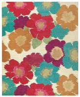 "Tufenkian Artisan Carpets Posies Floral Collection Area Rug, 8'9"" x 11'6"""