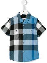Burberry checked shirt - kids - Cotton - 8 yrs