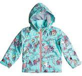 Roxy Mini Jetty Little Miss Hooded Jacket - Toddler Girls'