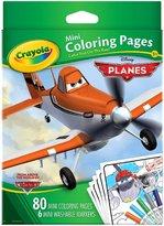Crayola Mini Coloring Pages - Disney Planes