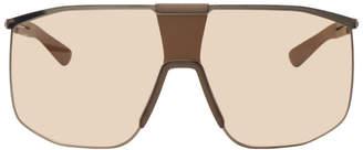Mykita Taupe Yarrow Sunglasses