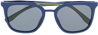 Fila Square Frame Sunglasses