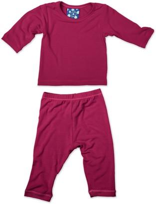 Kickee Pants Long Sleeved Pajama Set
