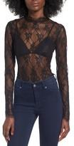 NBD Women's Raylynn Lace Bodysuit