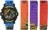 Character Boys Multicolor Strap Watch-Tmn3032jc