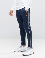 Ellesse Skinny Joggers In Poly