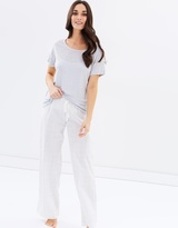 Papinelle Cubic Roll Up Pants