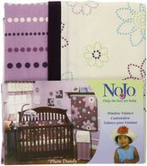 NoJo Plum Dandy Window Valance, Plum/Prpl