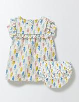 Boden Pretty Printed Jersey Dress