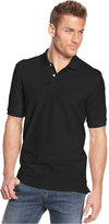 Club Room Big and Tall Performance UV Protection Men's Polo Shirt