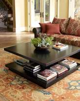 "Caracole Book It"" Coffee Table"