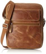 Bodenschatz Unisex Adults' Hobos and Shoulder Bag Beige Size: