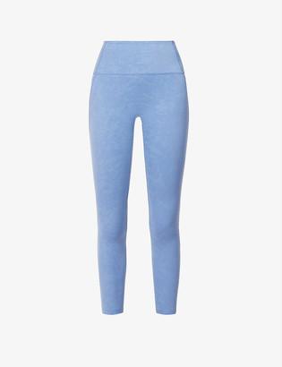 Lorna Jane Hifold 7/8 stretch-jersey leggings