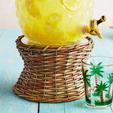 Sur La Table Willow Beverage Jar Stand
