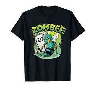 Cute Zombee Zombie Bee-Keeper Halloween Group Costume Tee T-Shirt