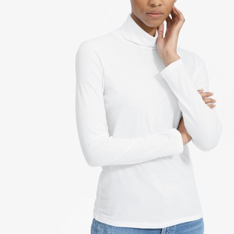 Everlane The Cotton Turtleneck Tee