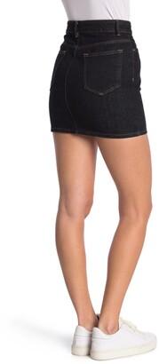 AllSaints Betty Denim Mini Skirt