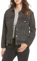 Levi's Women's Ex-Boyfriend Denim Trucker Jacket