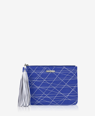 GiGi New York All in One Bag, Geometric Italian Calfskin Leather