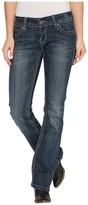 Stetson Thick Denim Pieced Back Pocket Women's Jeans