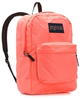 JanSport Superbreak Coral Backpack