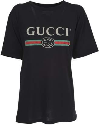 Gucci Oversized T-shirt