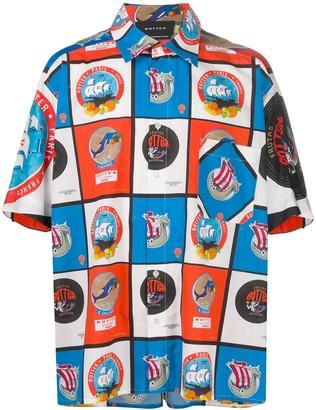 Botter Nautical Oversized Shirt