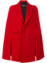 DSQUARED2 cape coat