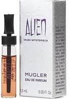 Thierry Mugler Alien Musc Mysterieux By Eau De Parfum Vial