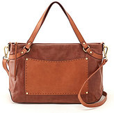 Hobo Knoll Colorblocked Tote