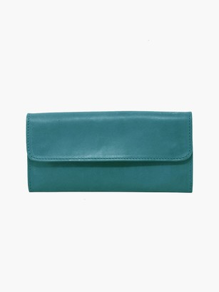 ABLE Meron Long Snap Wallet