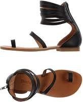 Dondup Toe strap sandals - Item 11203568