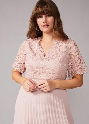 Phase Eight Ramona Lace Maxi Dress