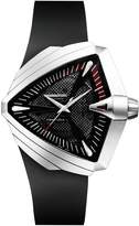 Hamilton Ventura XXL Automatic Rubber-Strap Watch