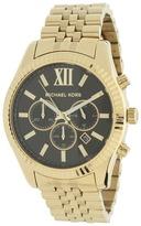 Michael Kors MK8286 - Oversized Lexington Chronograph Watches
