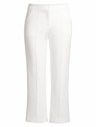 Trina Turk Laguna Kick-Flare Trousers