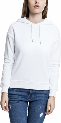 Urban Classics Women's Ladies Hoody Hooded Sweatshirt