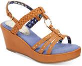 Tommy Hilfiger Desiree Rope Wedge Sandals, Little Girls & Big Girls