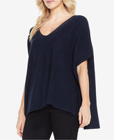 Vince Camuto TWO By Plaited Cotton Relaxed Sweater