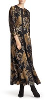 Lafayette 148 New York Cadenza Silk Maxi Dress