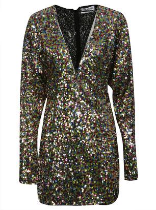 ATTICO The V-neck Dress