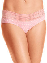 Warner's WARNERS No Pinching, No Problems. Lace-Trim Hipster Panties - 5609