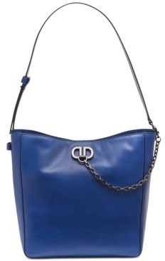 DKNY Linton Leather Hobo, Created for Macy's