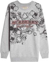 Burberry Barford Doodle Cotton Sweatshirt